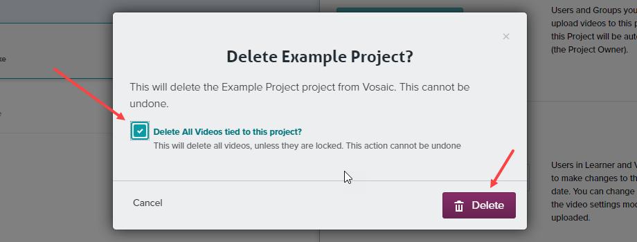 Delete All Videos 2